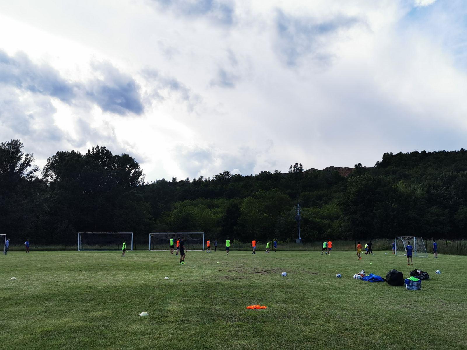 Sportski tereni - Despotovac