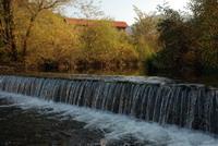 Reka Resava konačište Resava