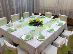 Restoran konačišta Resava Despotovac