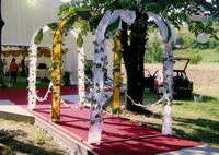 Šator konačišta Resava Despotovac
